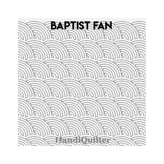 Baptist Fan - HQ