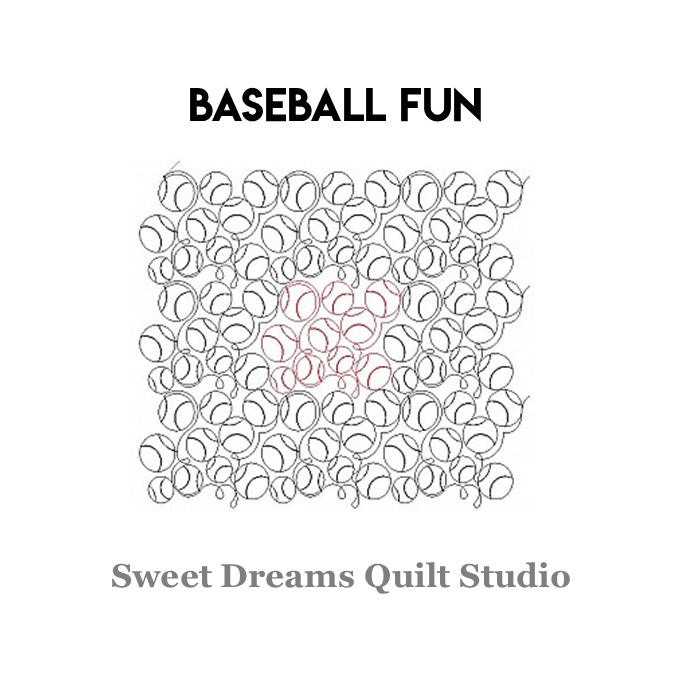 Baseball Fun - Sweet Dreams