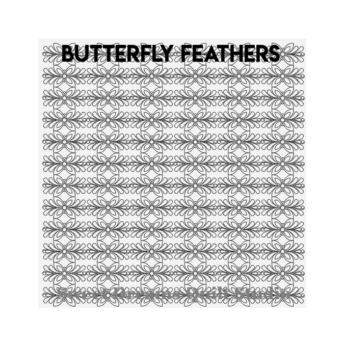 Butterfly Feathers - Sweet Dreams