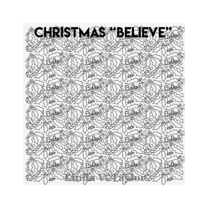 Christmas Believe - Linda V. Taylor