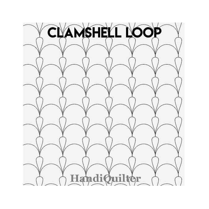Clamshell Loop - HQ