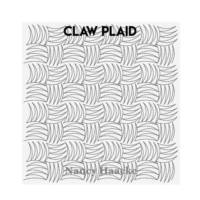 Claw Plaid - Nancy Haacke