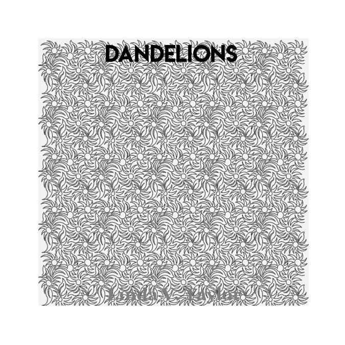 Dandelions - Linda V. Taylor