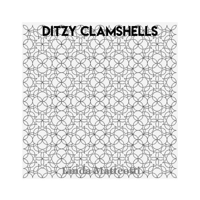 Ditzy Clamshells - Linda Matteotti
