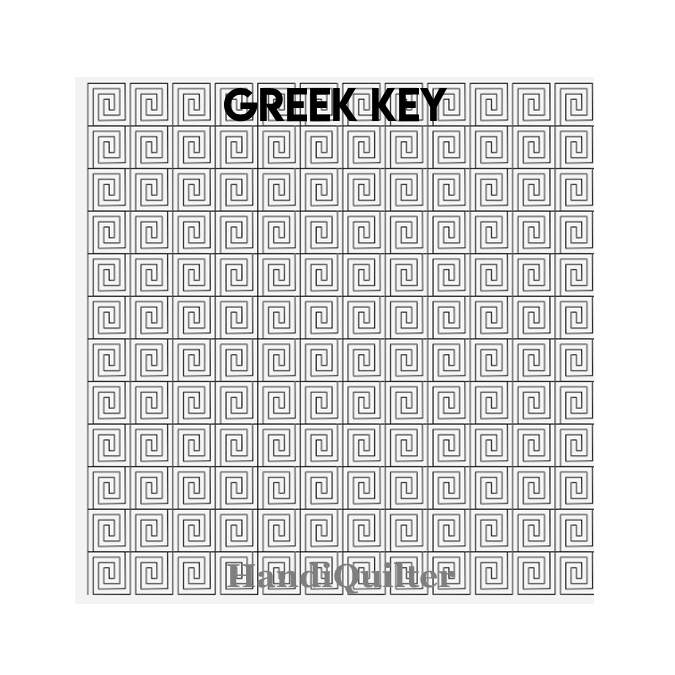 Greek Key - HQ