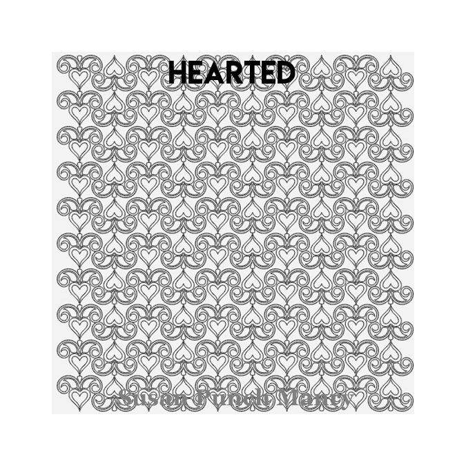 Hearted - Susan Punch Manry