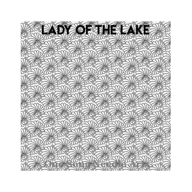 Lady of the Lake - One Song Needle Arts
