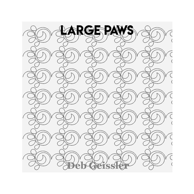 Large Paws - Deb Geissler