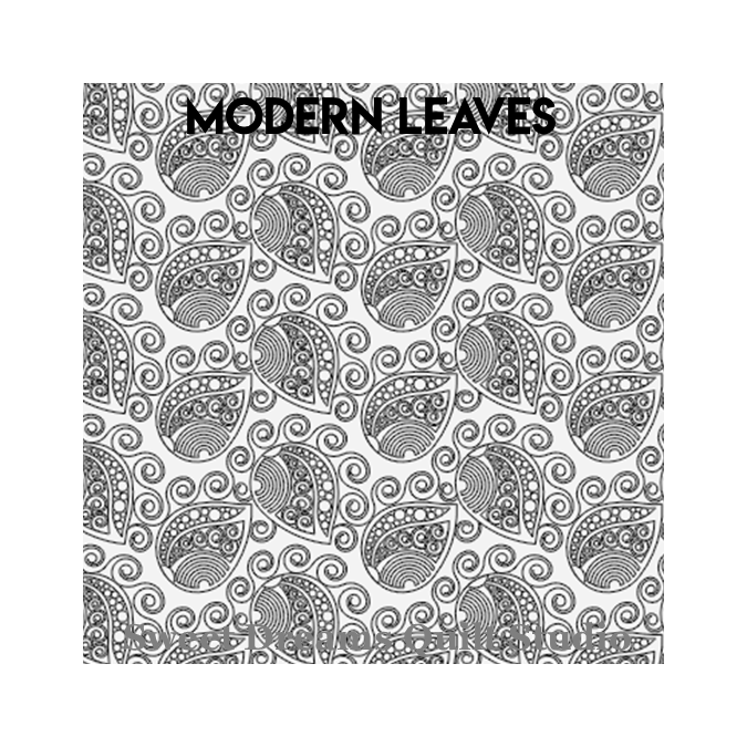 Modern Leaves - Sweet Dreams