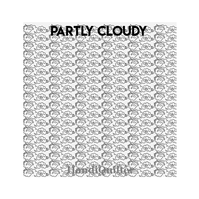 Partly Cloudy - HQ