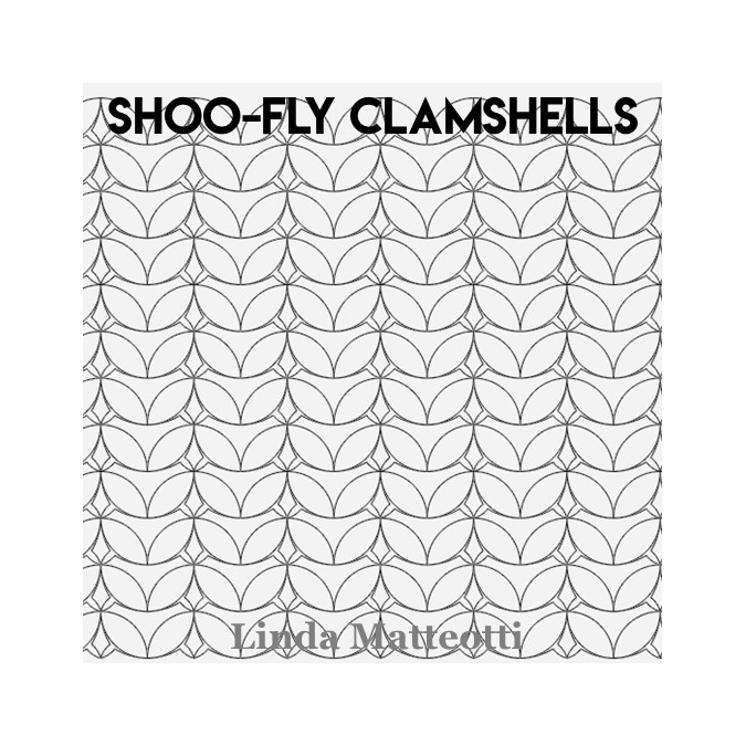 Shoo-Fly Clamshells - Linda Matteotti