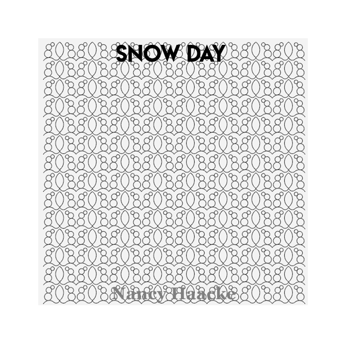 Snow Day - Nancy Haacke