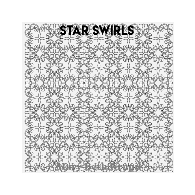 Star Swirls - MB Krapil