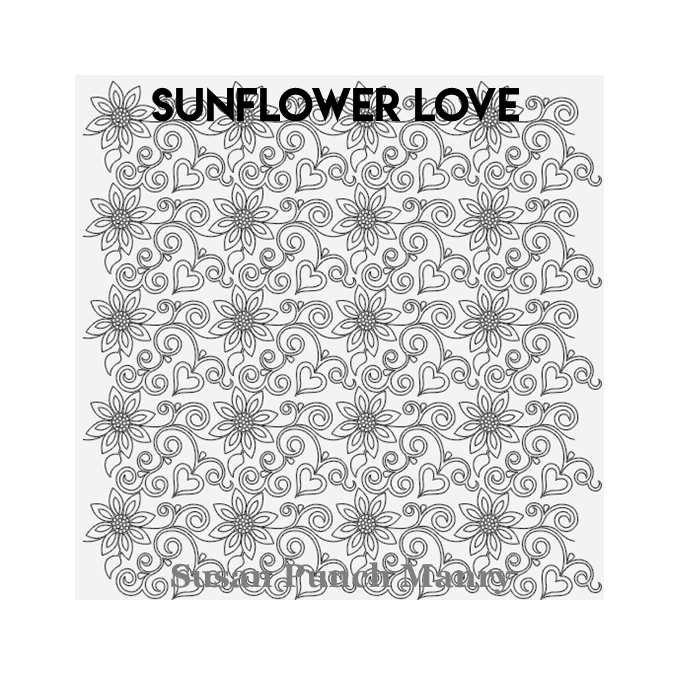 Sunflower Love - Susan Punch Manry