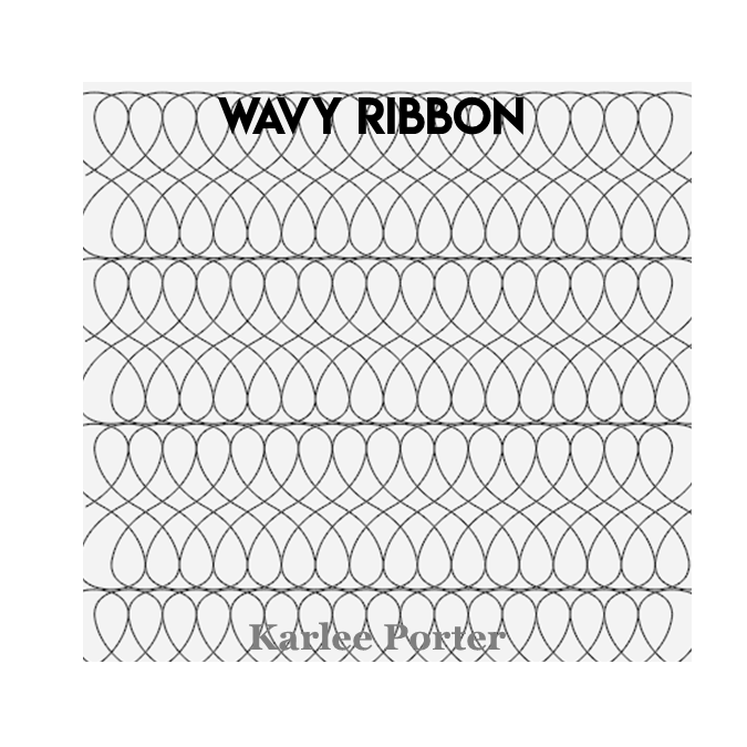 Wavy Ribbon - Karlee Porter