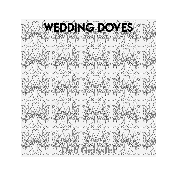 Wedding Doves - Deb Geissler
