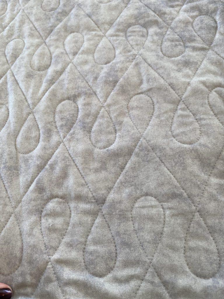 wishbone pantograph longarm quiltings
