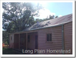 Long Plain Homestead