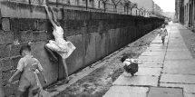 Henri Cartier-Bresson Berlin Wall