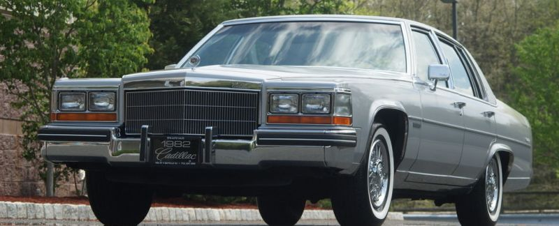1982 Cadillac Fleetwood Brougham - Where Were You in '82 ...