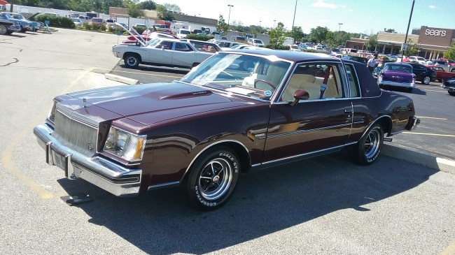 on 1978 Buick Lesabre Value