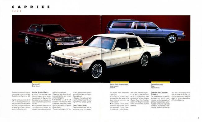 1990 Chevrolet Caprice Classic Brougham LS - The Brougham