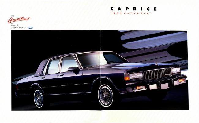 1990 Chevrolet Caprice Classic Brougham LS - The Brougham Buffet