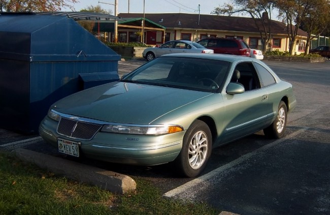 1995 Lincoln Mark Viii Last Stand For The Personal Luxury Lincoln