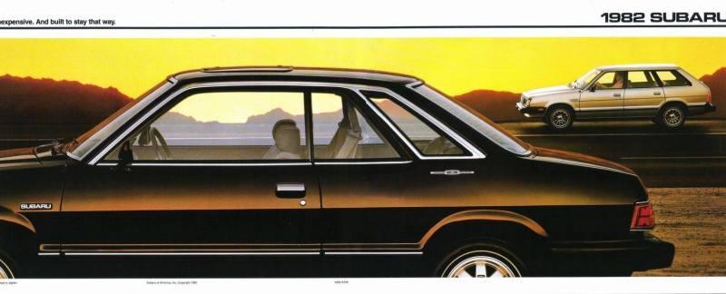 Subaru 1
