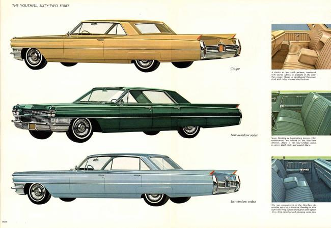 1964 Series 62s