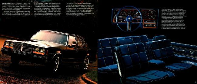 83 Bonneville sedan