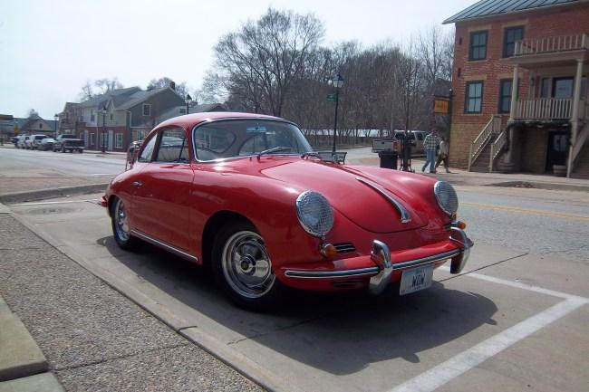 1963 356B