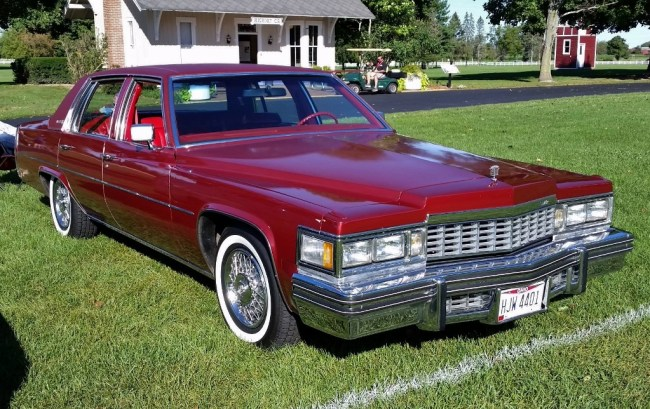 77 Cadillac