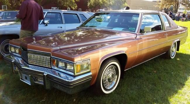 79 Cadillac Coupe de Ville