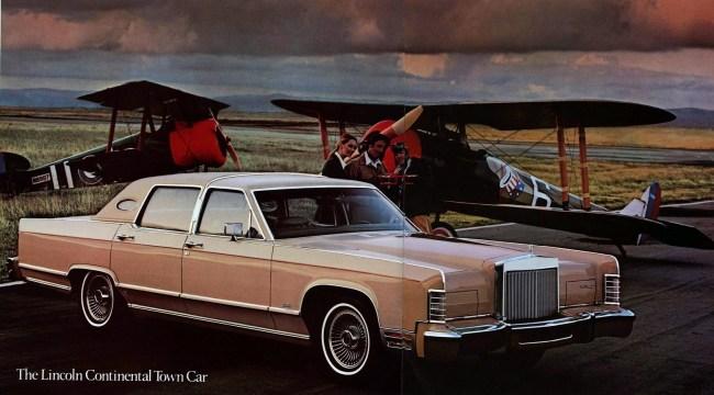 1979 Continental brochure