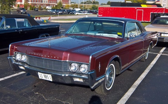 1966 Continental Coupé