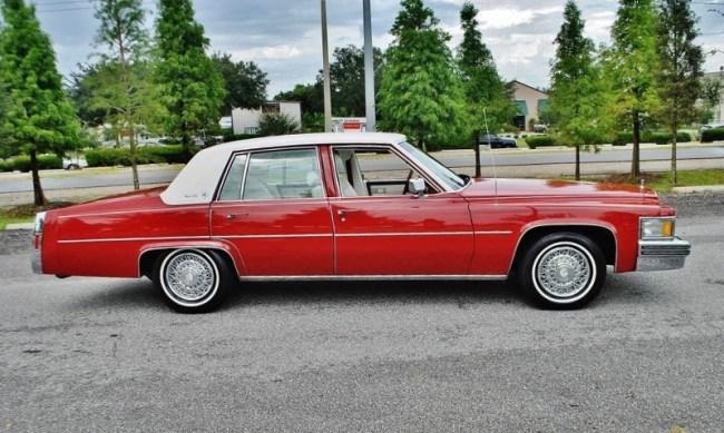 1978 Sedan de Ville