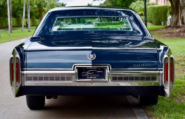 1966 Fleetwood