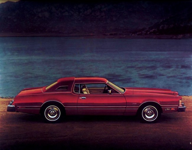 1976 Thunderbird