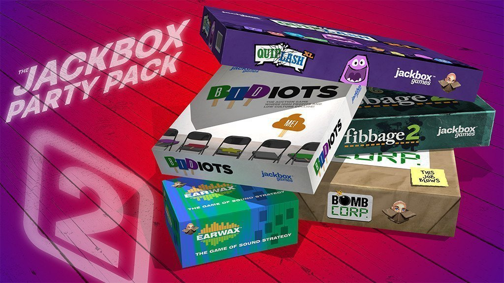 The Jackbox Party Pack 2 is Coming October 13