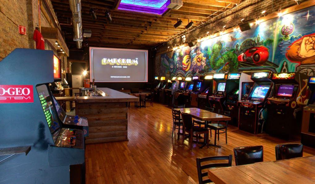 Jackbox Games Emporium Arcade Bar Jackbox Games