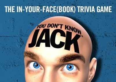 YOU DON'T KNOW JACK Facebook & Mobile