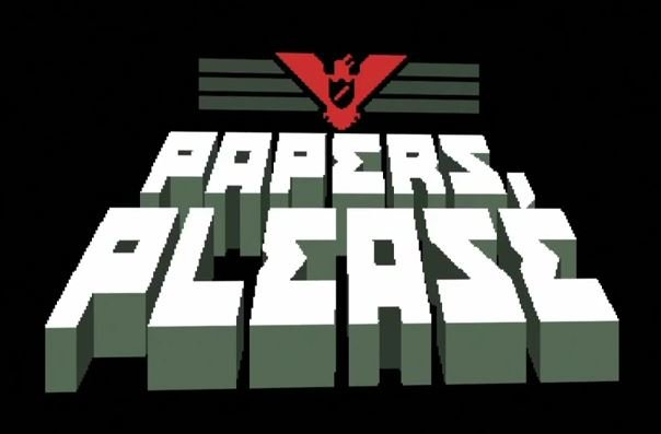 Friday Twitch: Papers, Please