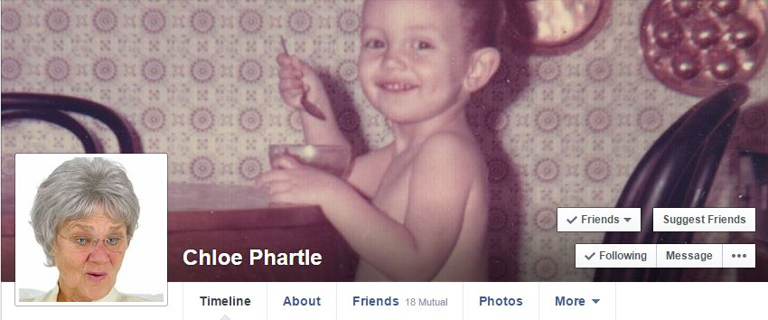 Are You Friends with Chloe Phartle?