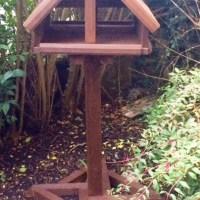 Marmaduke's Christmas Bird House