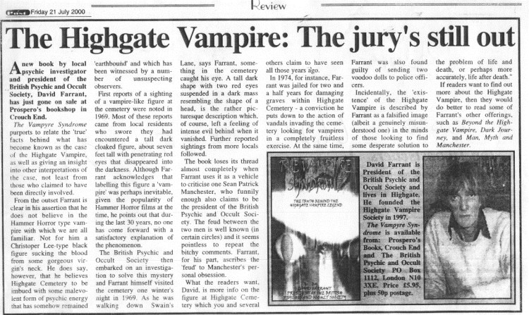 the-highgate-vampire-the-jurys-still-out-the-post-21-07-2000