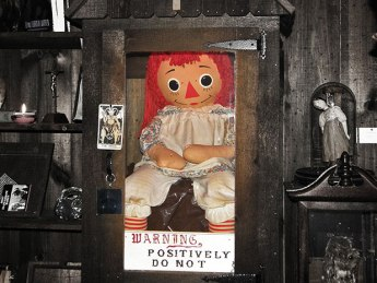 Annabell the doll