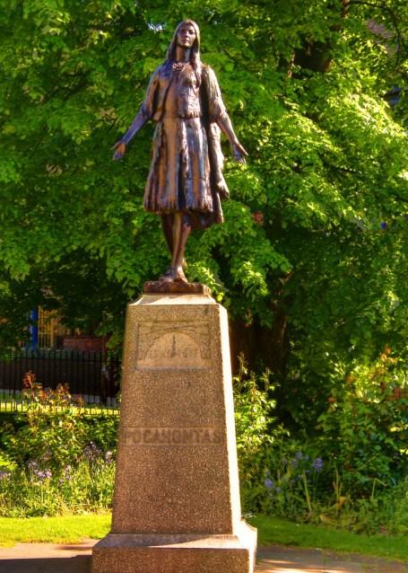 Poca statue