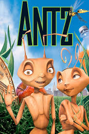 ANTZ movie poster