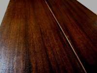 Prefinished African Mahogany Flooring